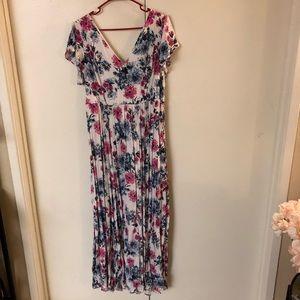 Torrid Maxi Dress - size 1